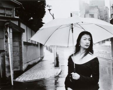 View 1. Thumbnail of Lot 515. NOBUYOSHI ARAKI | UNTITLED (TOKYO NOVELLE), 1995.