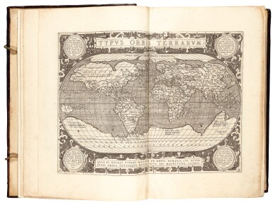 Ortelius | Theatrum orbis terrarum... The Theatre of the Whole World, 1606