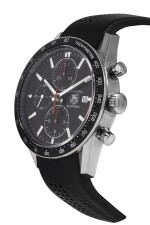 TAG HEUER | CARRERA, REF CV2014-0 STAINLESS STEEL CHRONOGRAPH WRISTWATCH WITH DATE CIRCA 2012