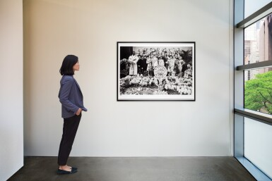 View 4. Thumbnail of Lot 45. MICHAEL COOPER | Sgt Pepper's Lonely Hearts Club Band, 1967, silver print, numbered 1/25.