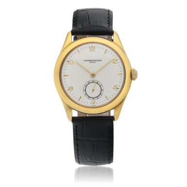 VACHERON CONSTANTIN | YELLOW GOLD WRISTWATCH, CIRCA 1960
