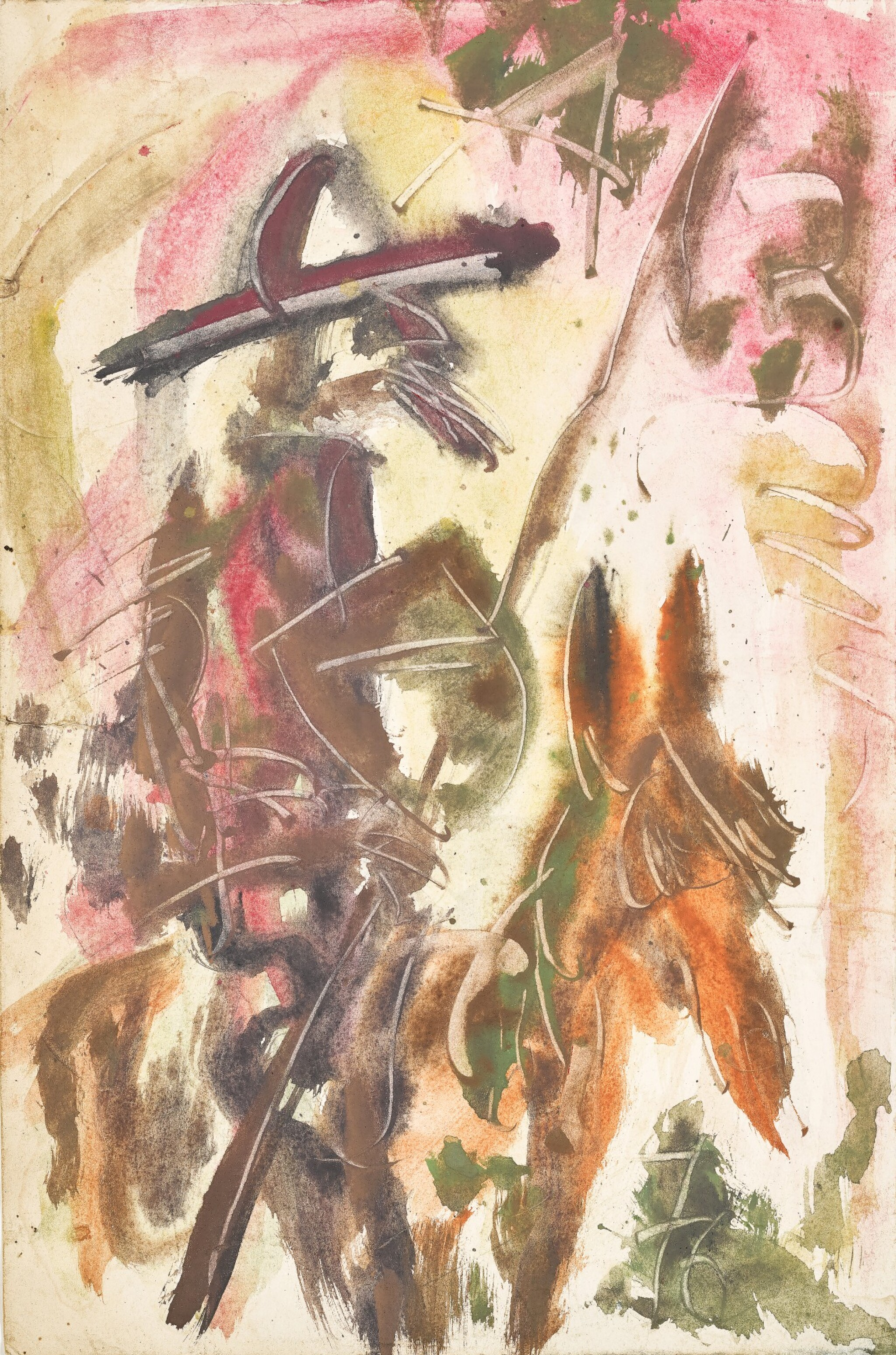 View full screen - View 1 of Lot 19. ANATOLY ZVEREV | DON QUIXOTE.