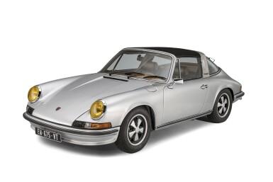 View 2. Thumbnail of Lot 1. Berluti | Porsche, Bag and Driving Shoes (Porsche, Sac et Souliers de Conduite) [3 Items /Articles].