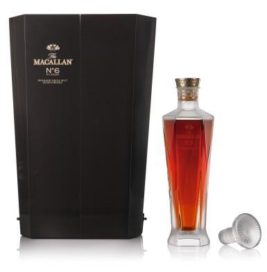 The Macallan No. 6 In Lalique Decanter 43.0 abv NV