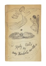 ANDY WARHOL | HOLY CATS BY ANDY WARHOL'S MOTHER; A IS AN ALPHABET; AND S & H GREEN STAMPS (NOT IN FELDMAN & SCHELLMAN, F. & S. IV.1-26 AND F. & S. II.9)