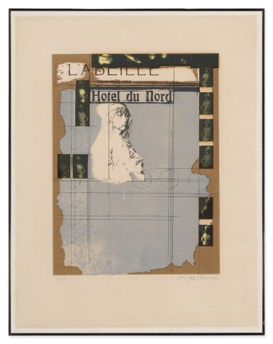 View 2. Thumbnail of Lot 39. Untitled (Hotel du Nord).
