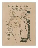 HENRI DE TOULOUSE-LAUTREC | LE PETIT TROTTIN (DELTEIL 27; ADHÉMAR 18; WITTROCK 14)