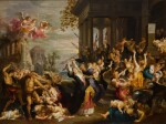 The Massacre of the Innocents, after Rubens