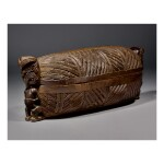 MAORI TREASURE BOX (WAKA HUIA)