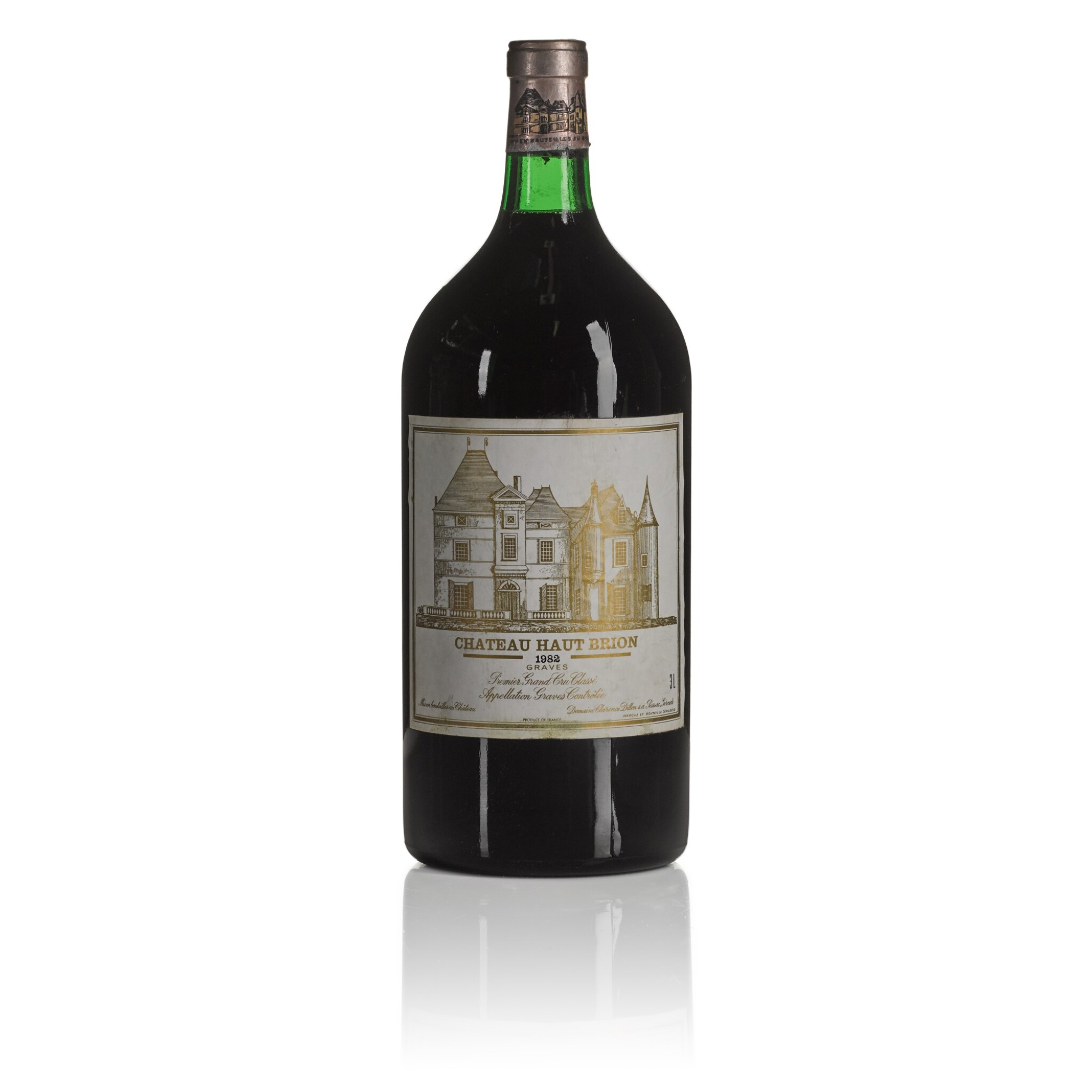 View full screen - View 1 of Lot 270. Château Haut Brion 1982  (1 DM).