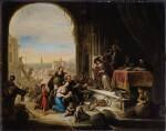 JACOB WILLEMSZ. DE WET THE ELDER  |  JOSEPH SELLING CORN IN EGYPT