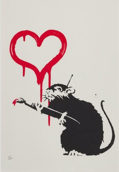 View 1. Thumbnail of Lot 5. Love Rat.