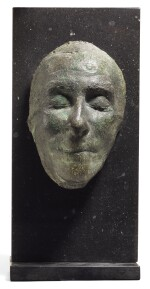 EDWARD DELANEY   DEATH MASK OF AUSTIN CLARKE