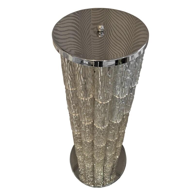 Art Deco Pedestal Floor Lamp