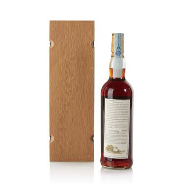 View 2. Thumbnail of Lot 22. The Macallan Fine & Rare 35 Year Old 55.9 abv 1967 .