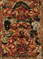 Alfonso A. Ossorio | Crucifixions