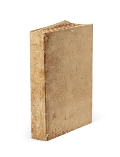 View 3. Thumbnail of Lot 11. Fuchs | L'Histoire Des Plantes mis en commentaires, 1550.
