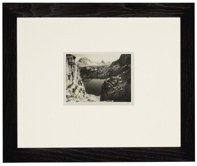 View 2. Thumbnail of Lot 91. 'Parmelian Prints of The High Sierras'.