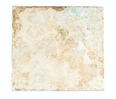 View 7. Thumbnail of Lot 129. Ten Pottery Tile Fragments, Mamluk, Ottoman, Timurid and European, 15th-18th centuries.