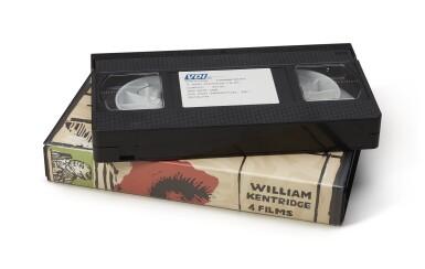 View 3. Thumbnail of Lot 502. WILLIAM KENTRIDGE   4 FILMS.