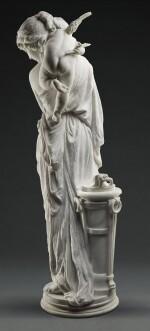 ATTRIBUTED TO ANTONIO ROSSETTI (B. 1819), ITALIAN, CIRCA 1880 | LA TENTAZIONE DI UNA VESTALE (THE TEMPTATION OF A VESTAL)