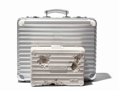 View 1. Thumbnail of Lot 1. RIMOWA x DANIEL ARSHAM: ED 008/500 (Special Edition).