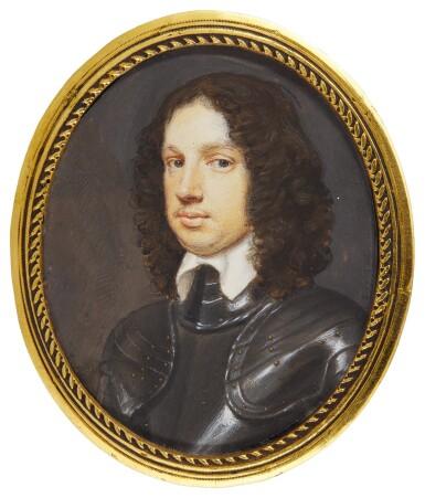 View 1. Thumbnail of Lot 218. SAMUEL COOPER | PORTRAIT OF A GENTLEMAN, CIRCA 1655.
