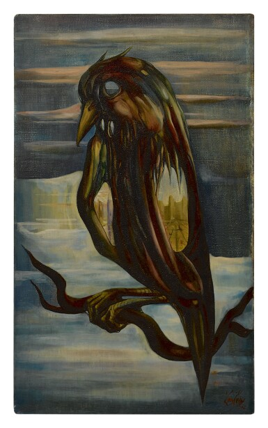 LEON KELLY | WINTER BIRD