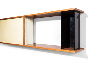 View 4. Thumbnail of Lot 17. Hanging cabinet, 1957.