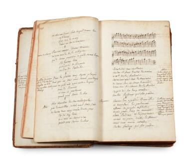 Tallemant Des Reaux Gedeon Vaudeville Manuscrit Inconnu En Partie Autographe De Pieces En Vers Livres Et Manuscrits2020 Sotheby S