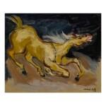MANÉ-KATZ | HORSE