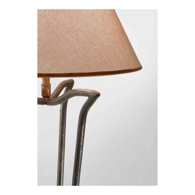 View 3. Thumbnail of Lot 349. Pair of Floor Lamps.