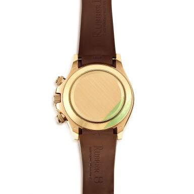 View 3. Thumbnail of Lot 2010. Rolex | Cosmograph Daytona, Reference 116515LN, An Everose gold chronograph wristwatch, Circa 2015 | 勞力士 | Cosmograph Daytona 型號116515LN  永恆玫瑰金計時腕錶,約2015年製.