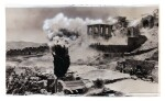 Arab-Israeli War. Forty press photographs.