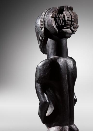 View 3. Thumbnail of Lot 54. Statue, Hemba, République Démocratique du Congo | Hemba figure, Democratic Republic of the Congo.