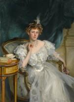 Mrs. William George Raphael