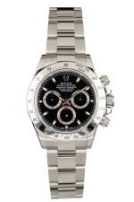 ROLEX |  Daytona, Ref 116520   A Stainless Steel Chronograph Wristwatch with Bracelet Circa 2013