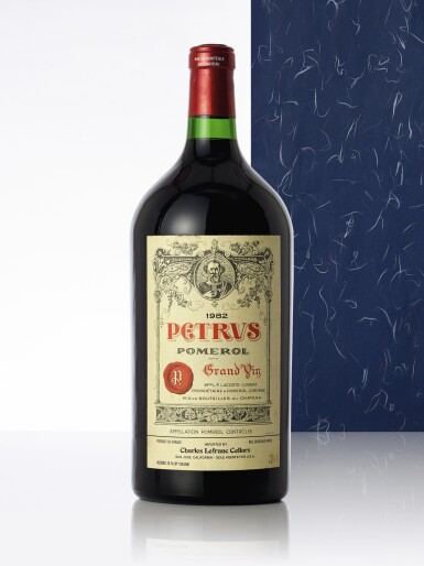 View 1. Thumbnail of Lot 5030.  Petrus 1982  (1 DM).