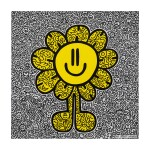 MR DOODLE | YELLOW FLOWER  黃花