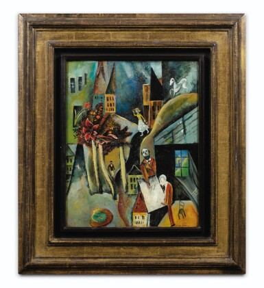 View 2. Thumbnail of Lot 7. MAX ERNST | OHNE TITEL (UNTITLED).