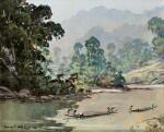 Henri Mège 亨利·美治 | Matinée (Haute Région) Vietnam 上午 (高地區) 越南
