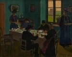 Le banquet de la Bretonne, 1920