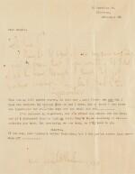 PAUL MCCARTNEY | Autograph letter signed, to a fan, c.1963