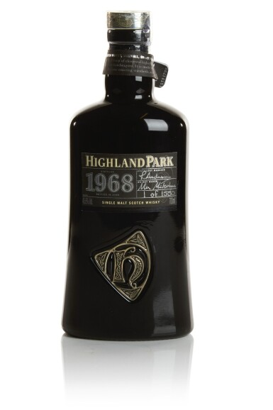 View 1. Thumbnail of Lot 274. HIGHLAND PARK ORCADIAN VINTAGE  45.6 ABV 1968  .