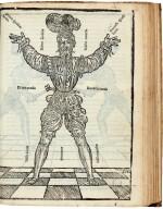 Marozzo, Opera nova de l'arte de l'armi, [Modena, c. 1540], contemporary limp vellum