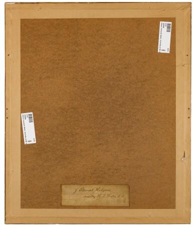View 7. Thumbnail of Lot 54. Portrait of James Stewart Hodgson; Portrait of Gertrude Agatha Stewart Hodgson.