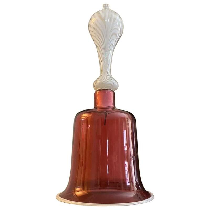 Oversized Hand-Blown Bell