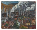 CHUCK CONNELLY | STEEL MILL