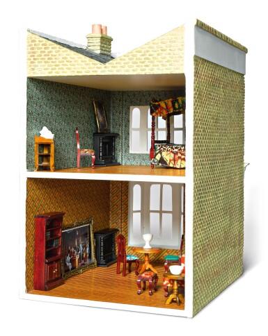 View 2. Thumbnail of Lot 18. YINKA SHONIBARE | UNTITLED (DOLLHOUSE) (PETER NORTON FAMILY CHRISTMAS PROJECT).