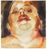 Self-Portrait (Head Study)
